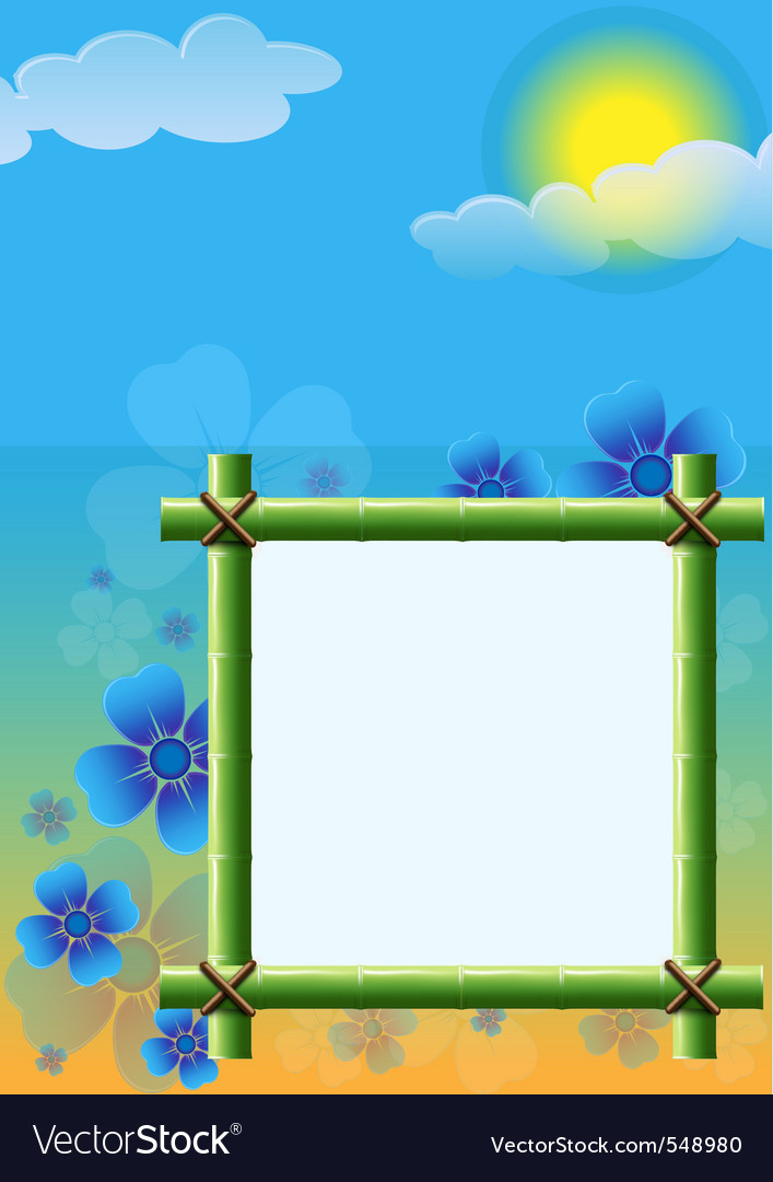 Frame for photo vector | Price: 1 Credit (USD $1)