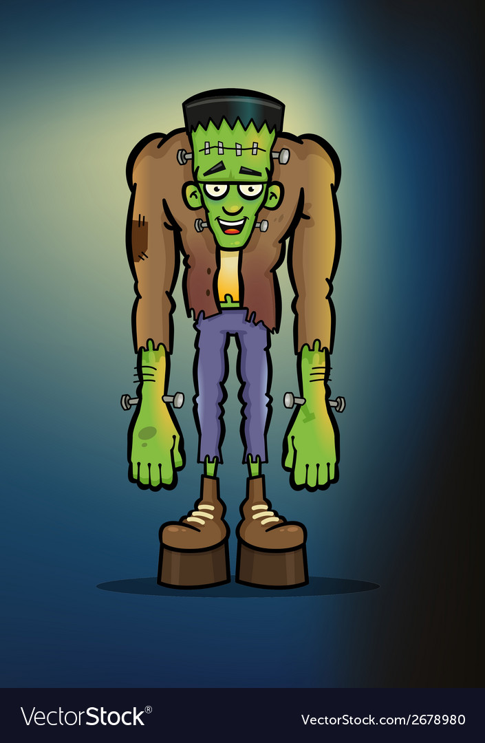 Frankenstein monster vector | Price: 1 Credit (USD $1)
