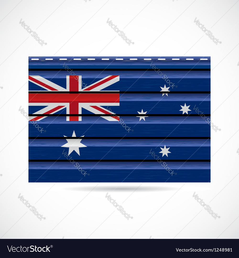 Australia siding produce company icon vector | Price: 1 Credit (USD $1)