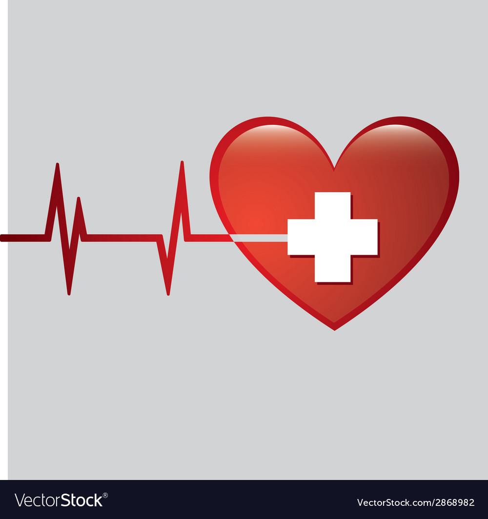 Hearth vector | Price: 1 Credit (USD $1)
