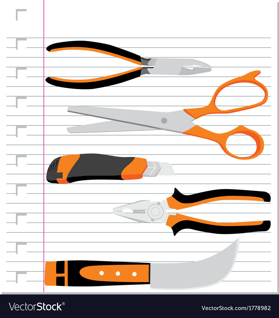 Set cutter vector | Price: 1 Credit (USD $1)