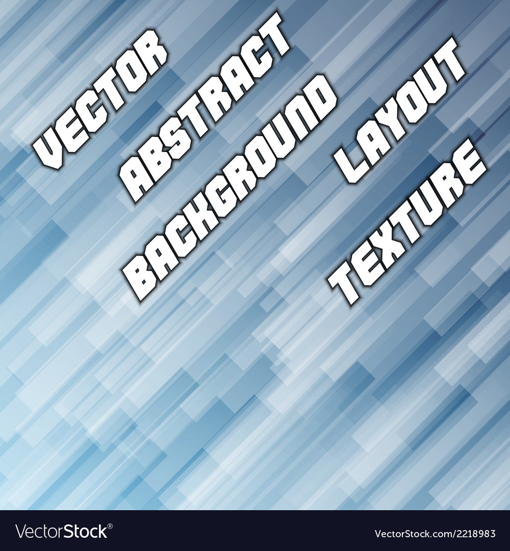 Blue diagonal background vector | Price: 1 Credit (USD $1)
