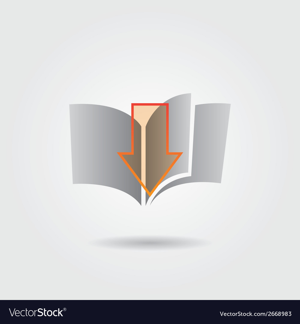 Ebook download vector | Price: 1 Credit (USD $1)