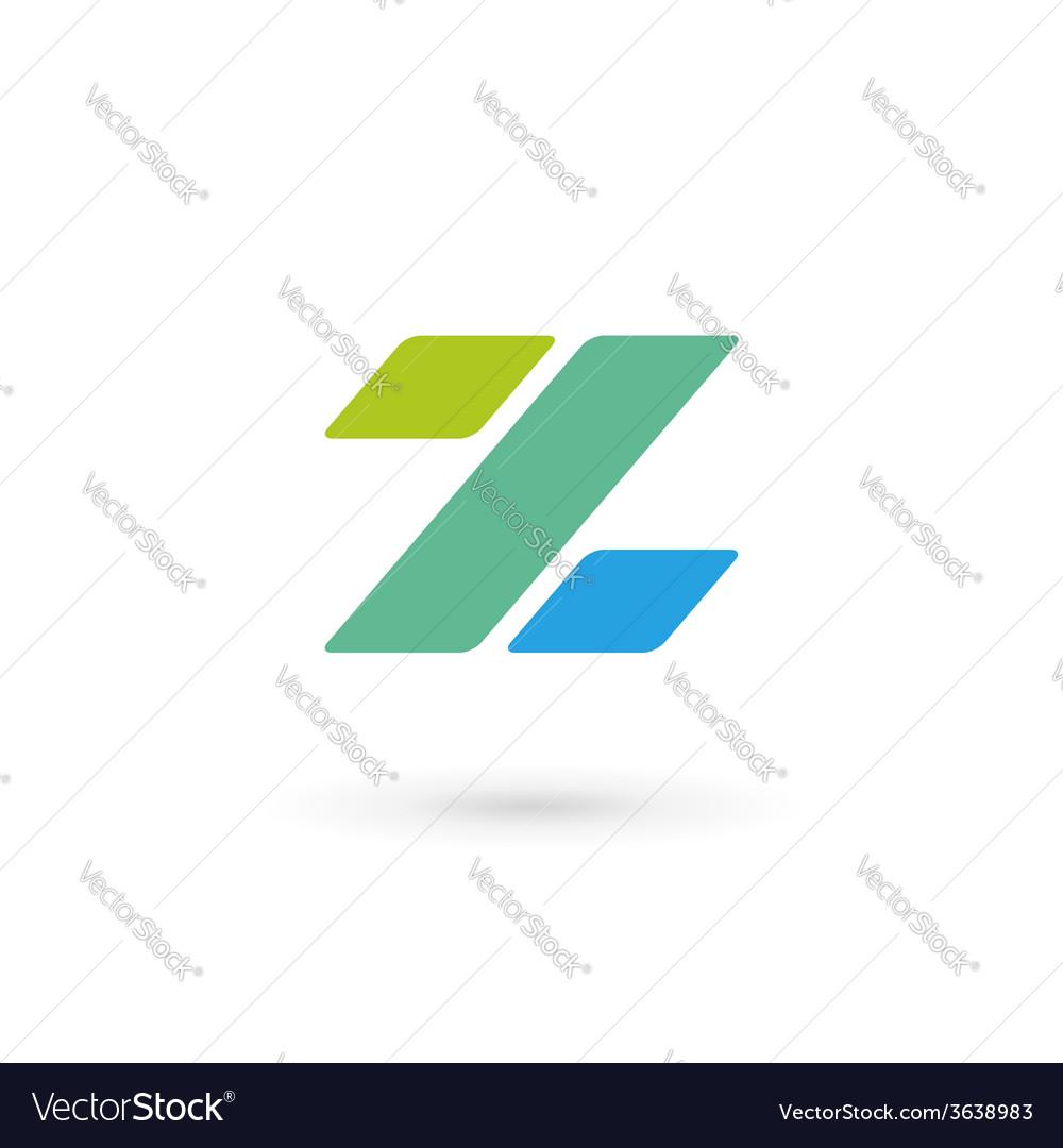Letter z percent logo icon design template vector | Price: 1 Credit (USD $1)