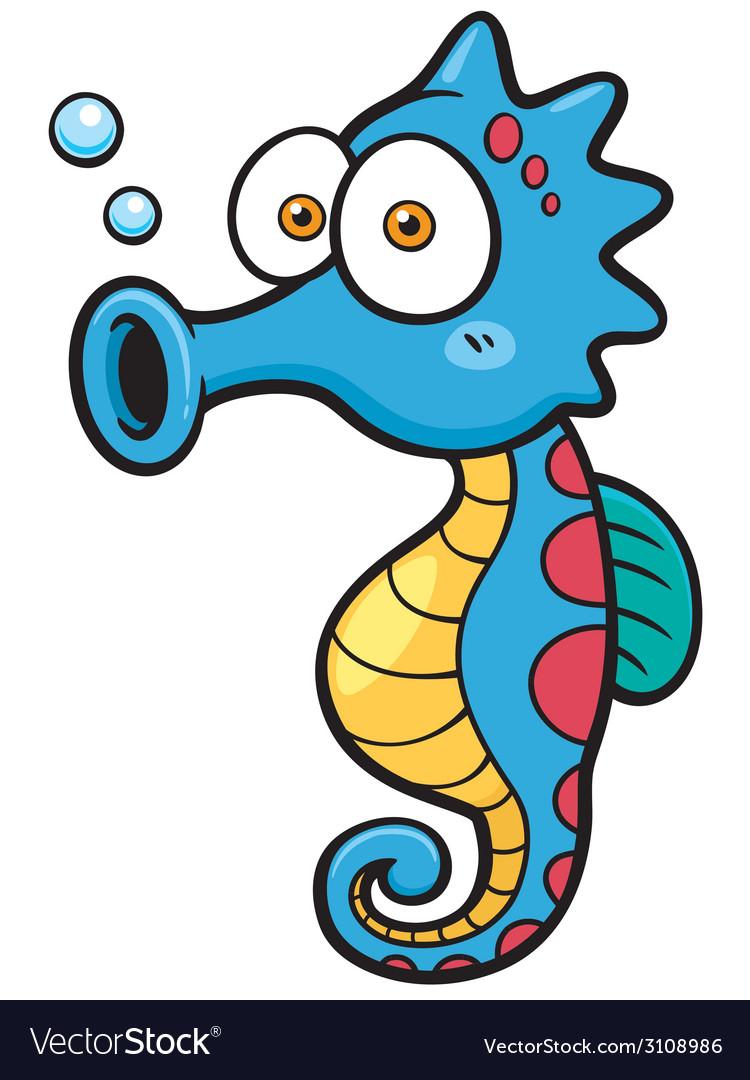 Seahorse vector   Price: 1 Credit (USD $1)