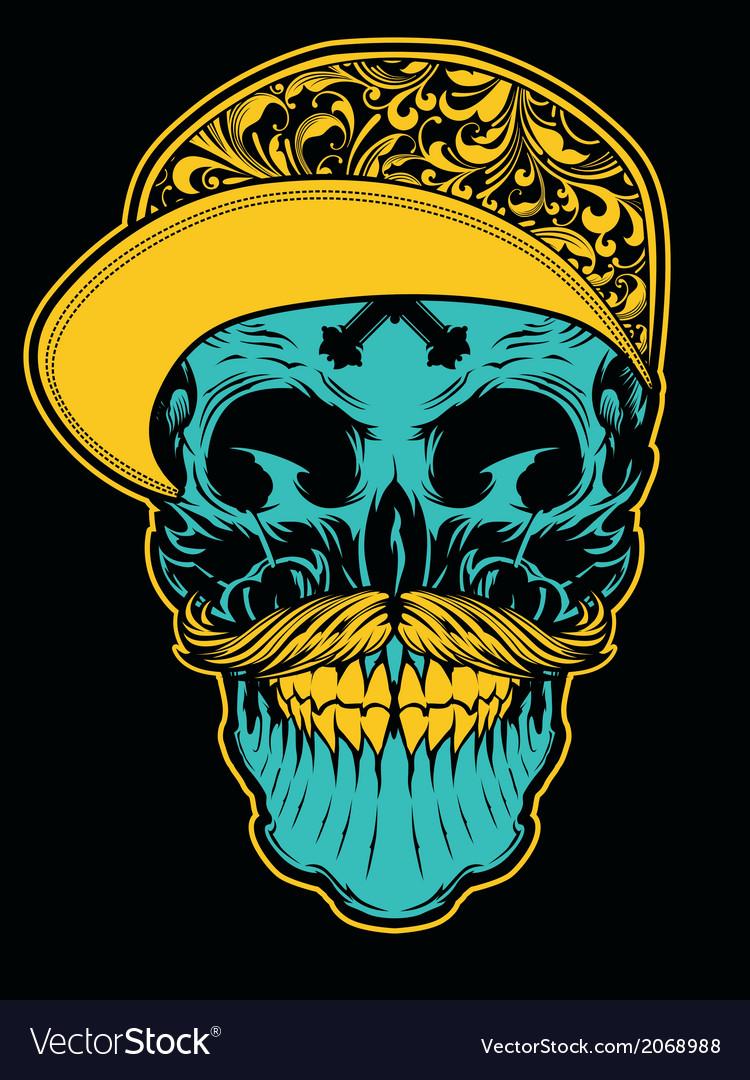 Skull graphic vector   Price: 1 Credit (USD $1)