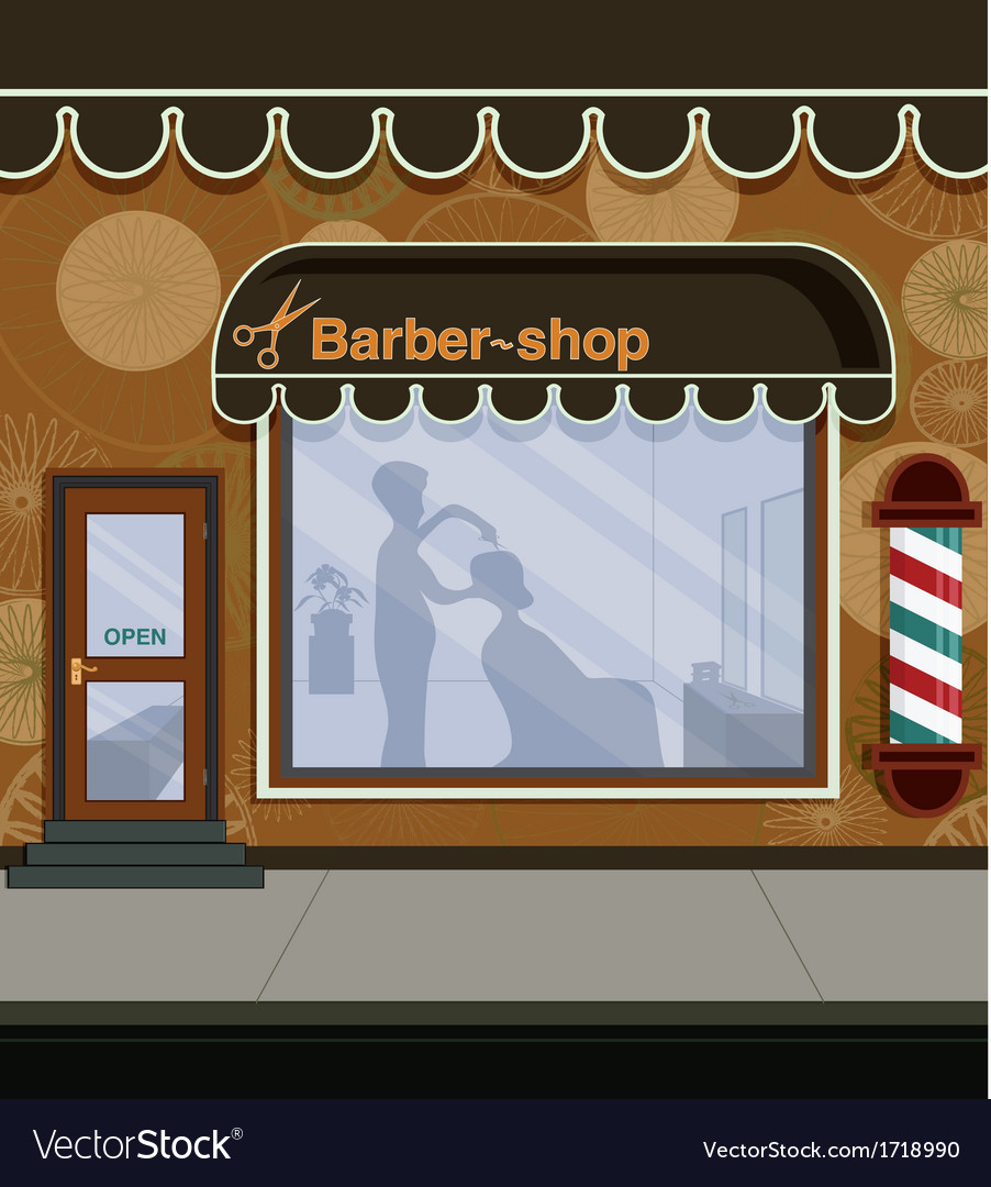 Barbershop vector | Price: 3 Credit (USD $3)