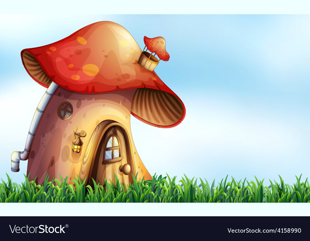 Mushroom vector | Price: 3 Credit (USD $3)