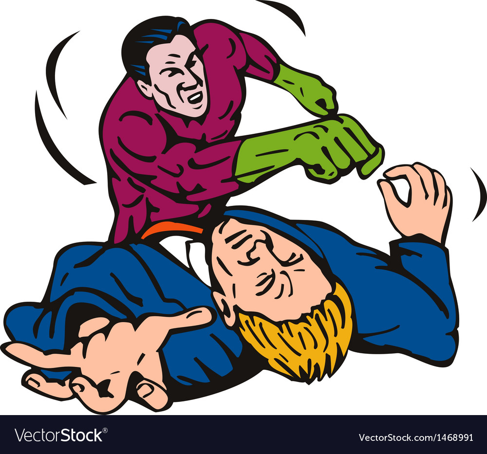 Cartoon super hero running punching vector   Price: 1 Credit (USD $1)