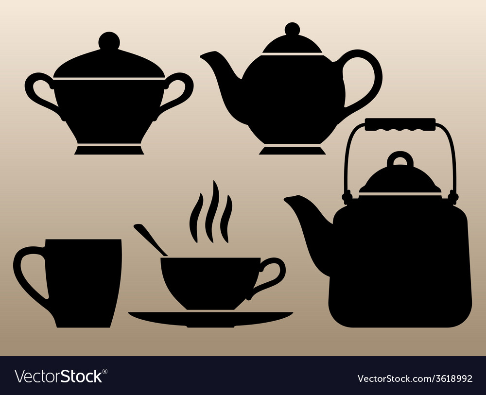 Crockery vector | Price: 1 Credit (USD $1)