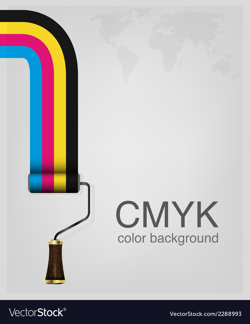 Cmyk vector | Price: 1 Credit (USD $1)