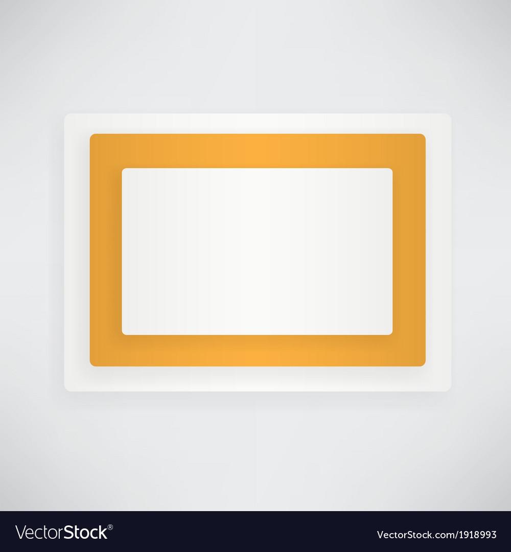 Paper rectangular vector | Price: 1 Credit (USD $1)