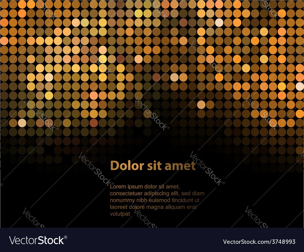Shiny background with sequins vector | Price: 1 Credit (USD $1)