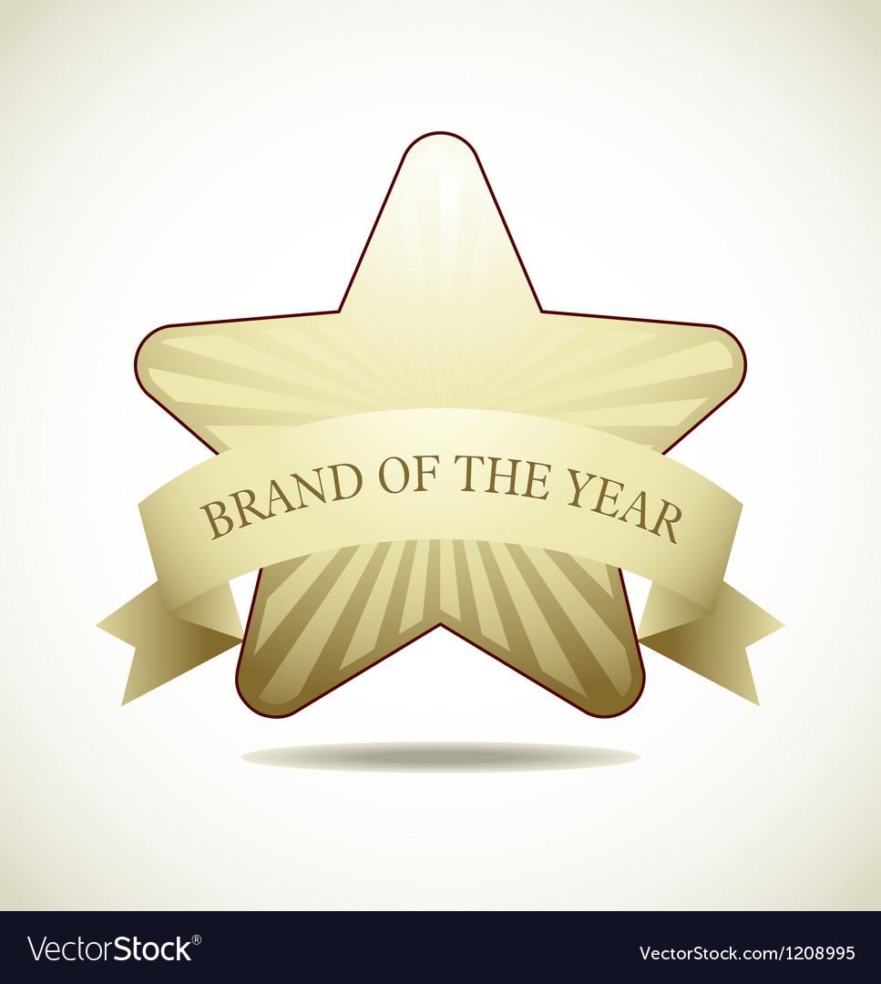 Award star vector | Price: 1 Credit (USD $1)