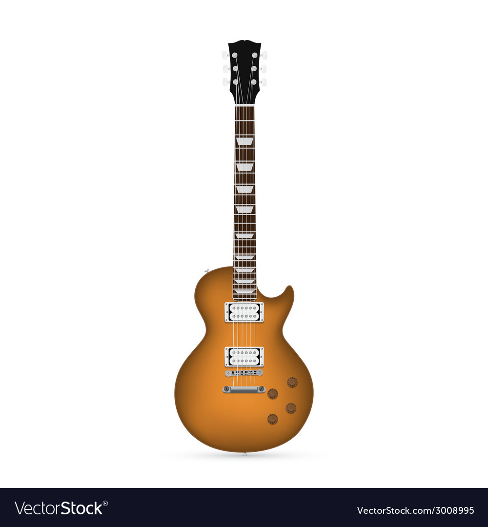 Guitar 2 vector | Price: 1 Credit (USD $1)