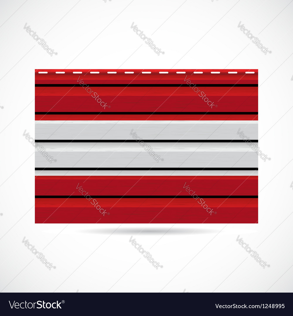 Siding produce company icon austria vector | Price: 1 Credit (USD $1)