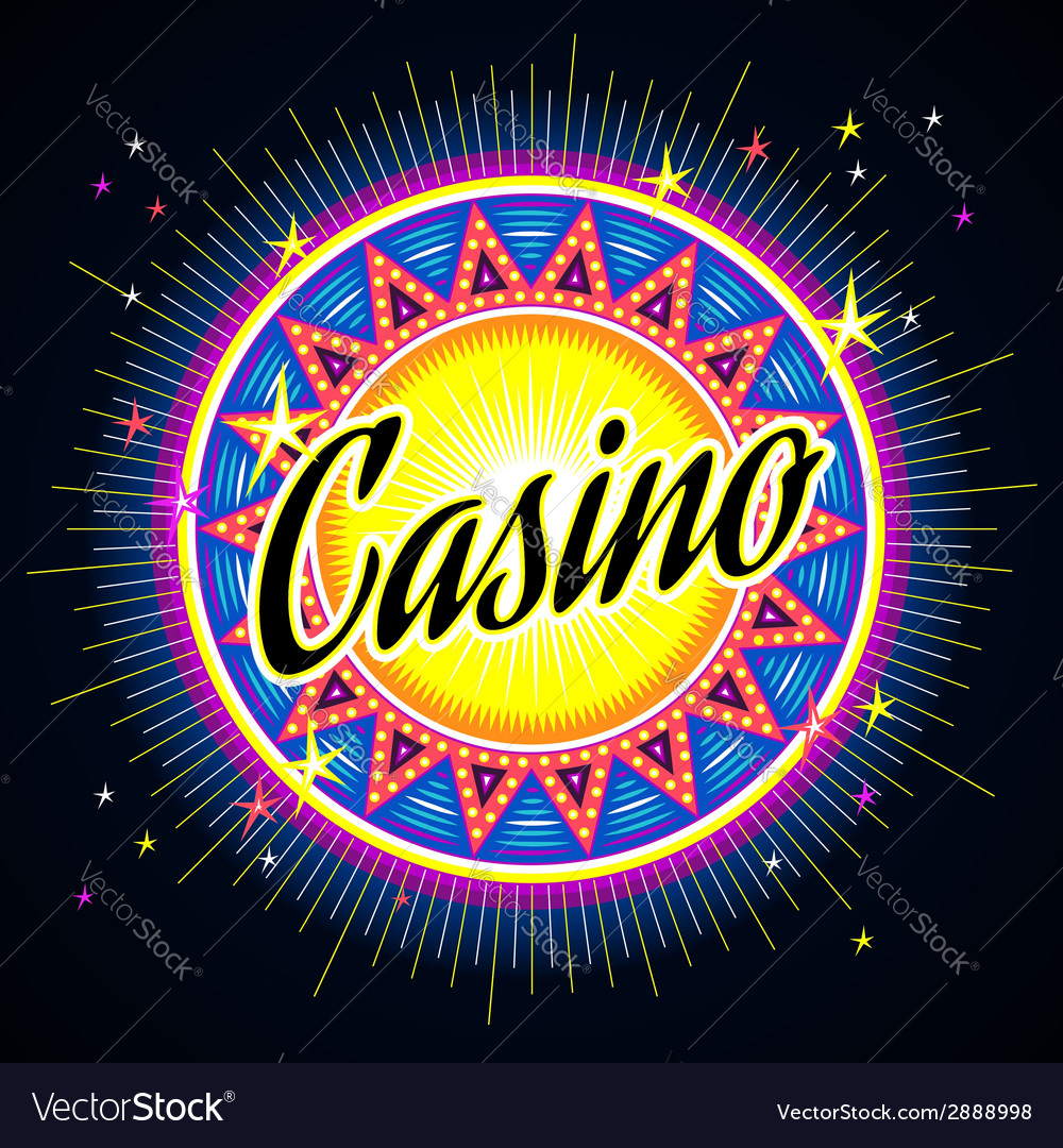 Casino night vector | Price: 1 Credit (USD $1)