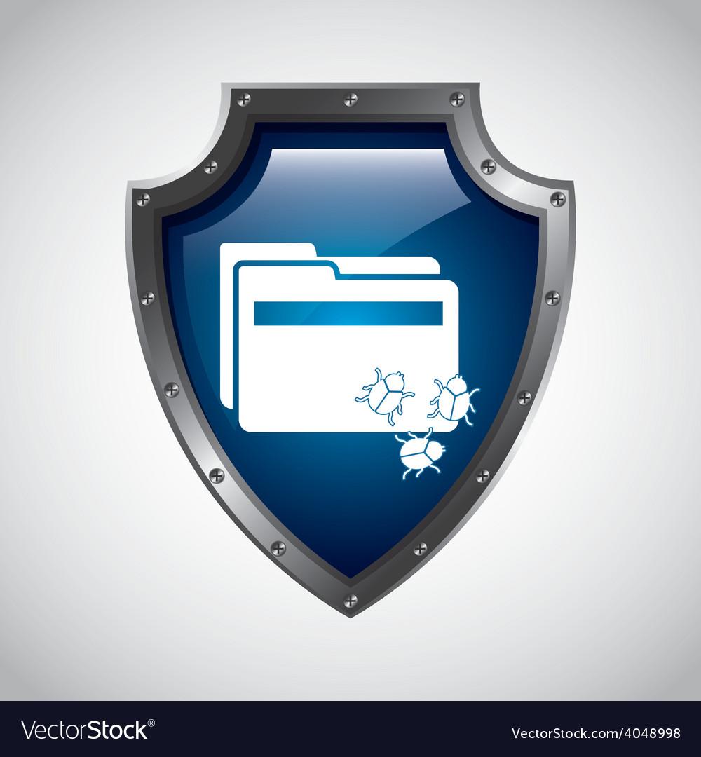 Computer virus vector   Price: 1 Credit (USD $1)