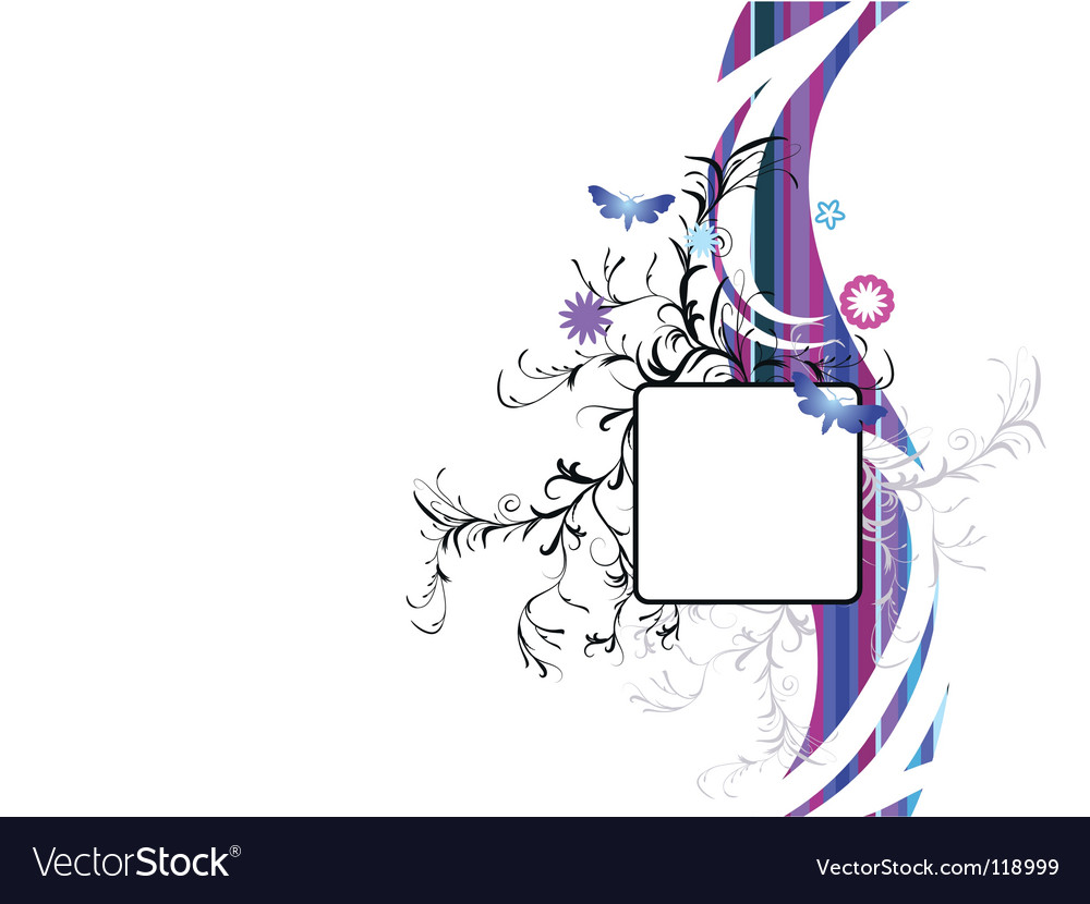 Abstract label vector | Price: 1 Credit (USD $1)
