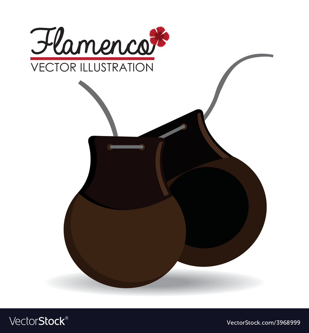 Flamenco design vector   Price: 1 Credit (USD $1)