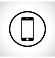 Mobile smart phone vector