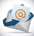 Mail icon design eps10 graphic vector