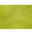 Abstract green horizontal background vector