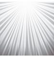 Grey rays background vector