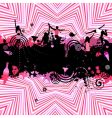 Party background for your design vector