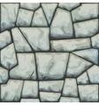 Grey stone seamless pattern vector
