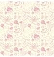 Seamless wedding patterns vector