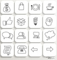 Application icons design set 2 vector