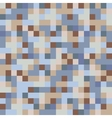 Pattern fashion trend colors squares background vector