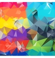 Abstract geometric background space vector