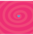 Magic heart vector