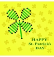 Happy st patricks day vector