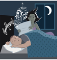 Problem with snoring vector