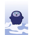 Cute seal vector