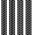 Trace of the terrain tyres seamless vector
