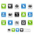 Internet blog clean series vector