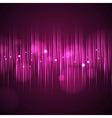 Disco neon background vector