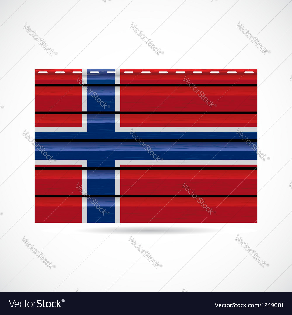 Norway siding produce company icon vector | Price: 1 Credit (USD $1)