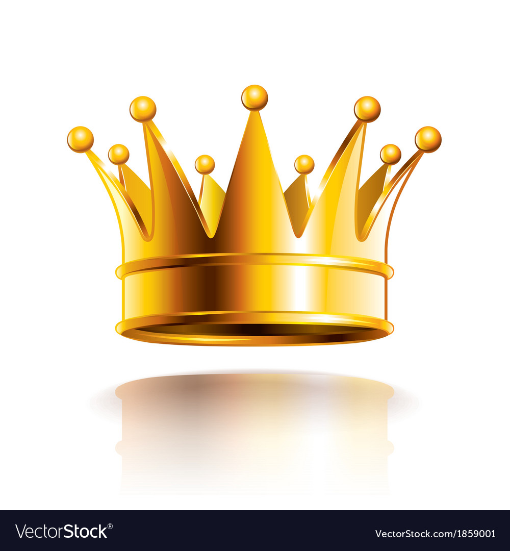 Object crown vector | Price: 1 Credit (USD $1)