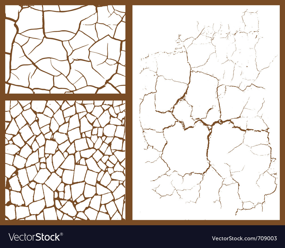 Cracked set vector | Price: 1 Credit (USD $1)