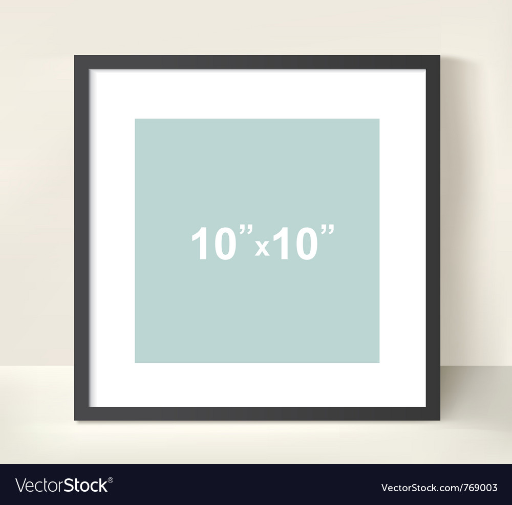 Picture frame vector   Price: 1 Credit (USD $1)