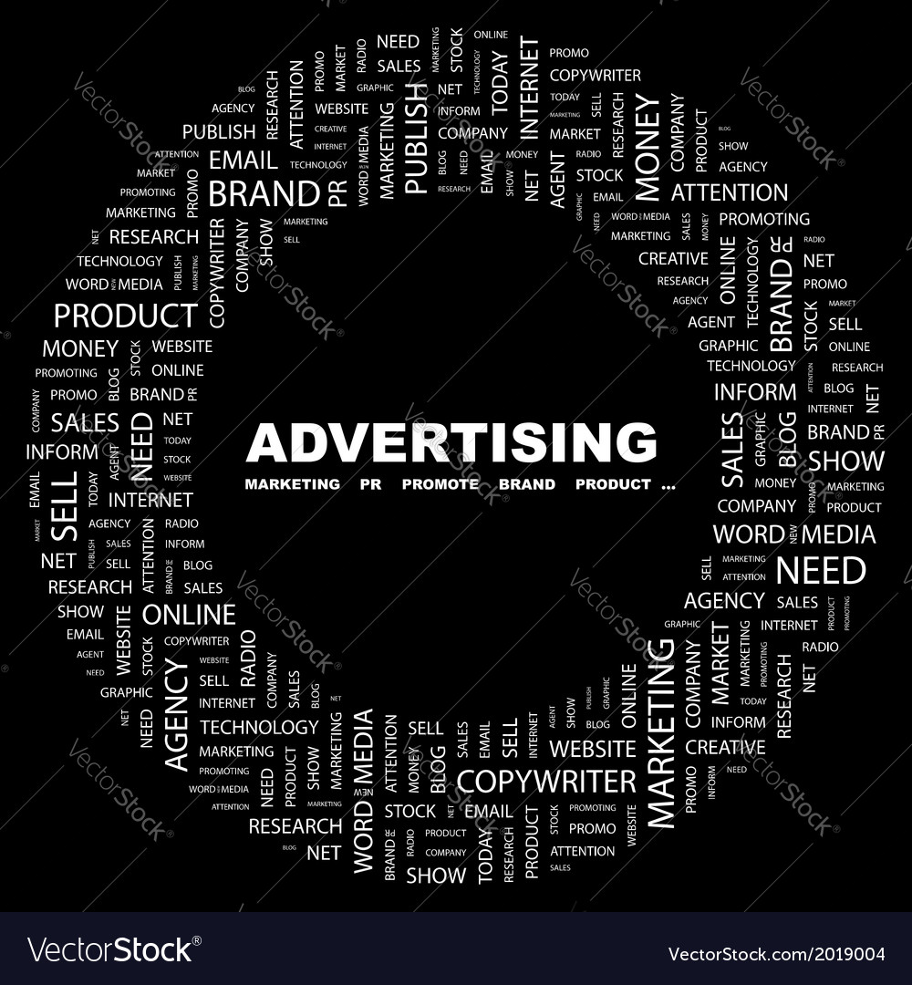 Advertising vector | Price: 1 Credit (USD $1)