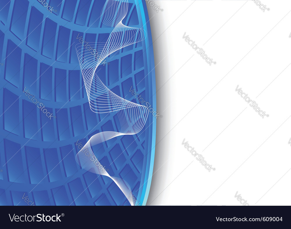 Blue high-tech background vector | Price: 1 Credit (USD $1)