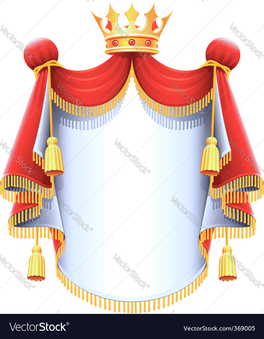 Royal majestic mantle with vector | Price: 3 Credit (USD $3)