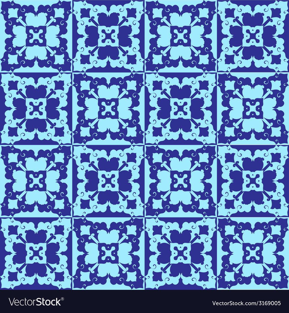 Seamless pattern background ten vector | Price: 1 Credit (USD $1)