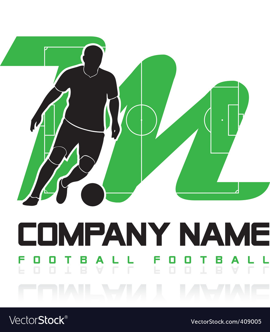 Soccer logo vector | Price: 1 Credit (USD $1)